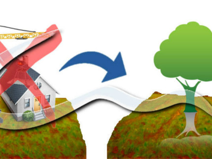 Aree edificabili, aree non edificabili