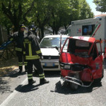 Incidente ad Ostra