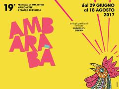 Ambarabà 2017 - Rassegna teatro ragazzi a Trecastelli