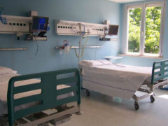 Il reparto di cardiologia all'ospedale di Senigallia