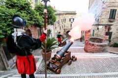 La rievocazione dell'assedio di Corinaldo del 1517