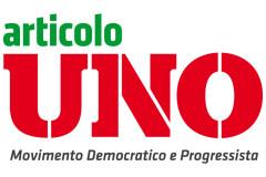Il logo di Art.1 - Movimento Democratico e Progressista
