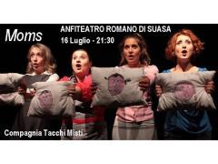 Moms all'Anfiteatro Romano di Suasa