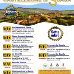 Agosto 2017 a Castelleone di Suasa