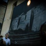 Leonardo Cemak al Festival NotteNera 2017 a Serra de' Conti: foto di Francesca Tilio