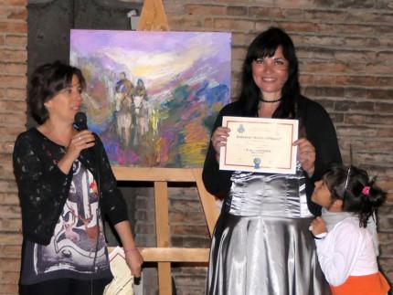 """""""Artisti all'opera"""" a Ostra: Laura Facchini"""