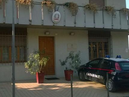 Carabinieri: stazione di Corinaldo