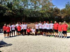 Pallacanestro Senigallia 2017/18 - La squadra