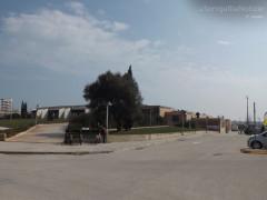 La piscina Saline a Senigallia (esterno)