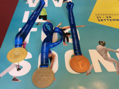 Trofeo Coni, medaglie