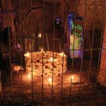 La notte degli Sprevengoli a Ostra. Foto Morbidelli
