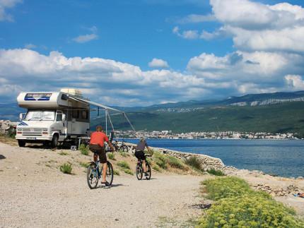 camper, turismo plein-air