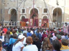 La Festa del Misa in piazza Roma