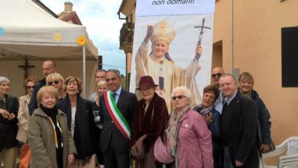Festa di San Giovanni Paolo II Patrono di Trecastelli