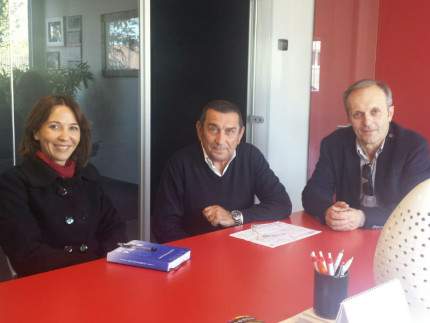IIS Padovano visita Serra de' Conti