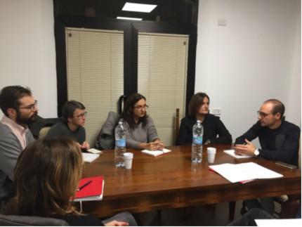 Giunta di Corinaldo incontra Fondazione Goretti