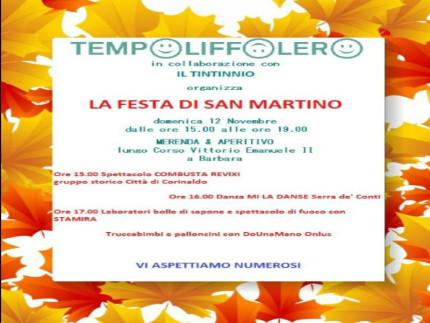 Festa di San Martino a Barbara