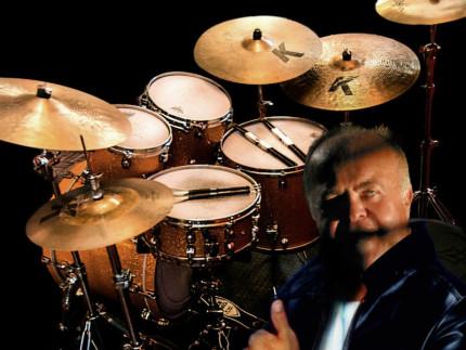 Paolo Pellegatti batterista