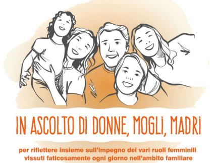 In ascolto di donne, mogli, madri: incontro a Serra de' Conti