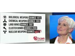 Lisa Clark, membro dell'ICAN