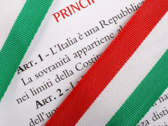 Repubblica italiana, Costituzione