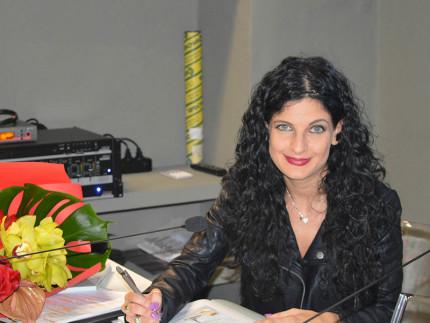 la scrittrice Talita Frezzi
