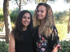 Jasmine e Valentina