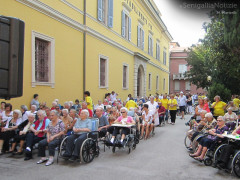 La Festa dei Nonni all'Opera Pia di Senigallia