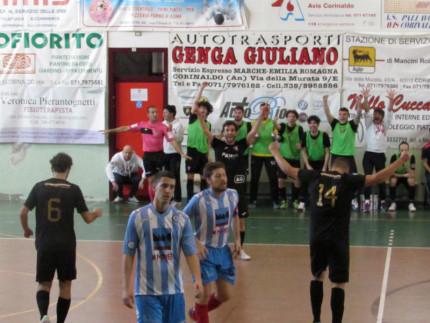 Corinaldo Calcio a 5 2017-2018