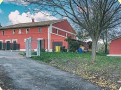 La Casa Rossa della Vivere Verde Onlus