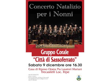Volantino Concerto Nonni
