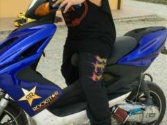 rubato uno scooter a Corinaldo