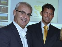 Romano Carancini e Maurizio Mangialardi
