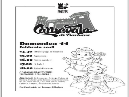 Carnevale a Barbara