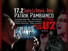 Concerto gruppo cover U2