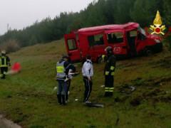 Incidente in A-14 a Fermo-Porto San Giorgio