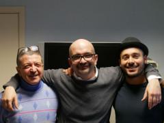 Pietro Gazzella, Simone Tranquilli, Lorenzo Ceccarelli
