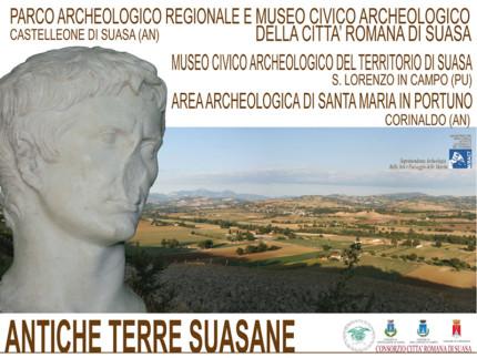 Antiche Terre Suasane - Consorzio Città Romana di Suasa