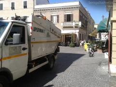 Servizio di raccolta differenziata dei rifiuti a Senigallia