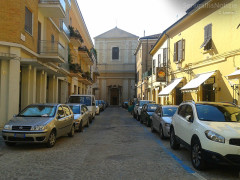 Via San Martino a Senigallia