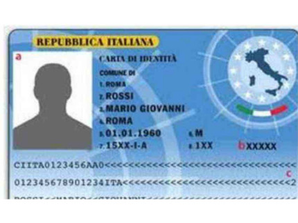 Carta d'identita elettronica