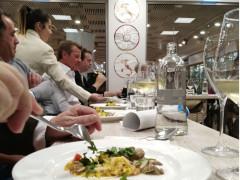 Cucina di Senigallia in Germania