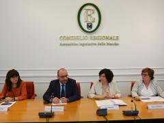 """Presentato a Palazzo delle Marche il progetto """"Personal canvas ed empowerment"""""""