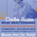 """la mostra di Antonio Delle Rose """"MUSE MEDITERRANEE"""""""