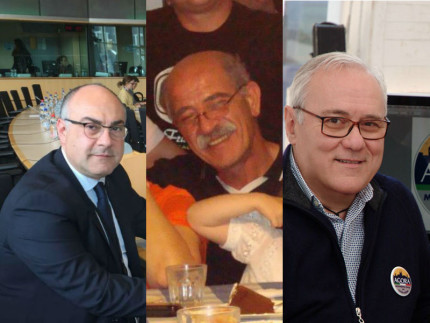 Massimo Bello, Rodolfo Pancotti, Giordano Rotatori