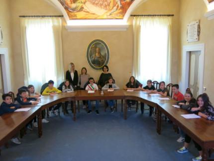 Consiglio Comunale dei Ragazzi di Serra de' Conti