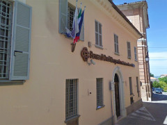 BCC Ostra e Morro d'Alba: la sede della banca a Ostra