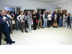 Al Museo Nori De' Nobili inaugurata la mostra di Antonio Delle Rose