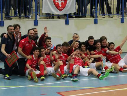 Corinaldo Calcio a 5, Juniores agli ottavi di finale nazionali