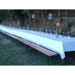 Cena in vigna all'Azienda vinicola Venturi di Castelleone di Suasa